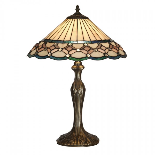 tiffany tiffany table lamps aster oaks tiffany style table lamp. Black Bedroom Furniture Sets. Home Design Ideas