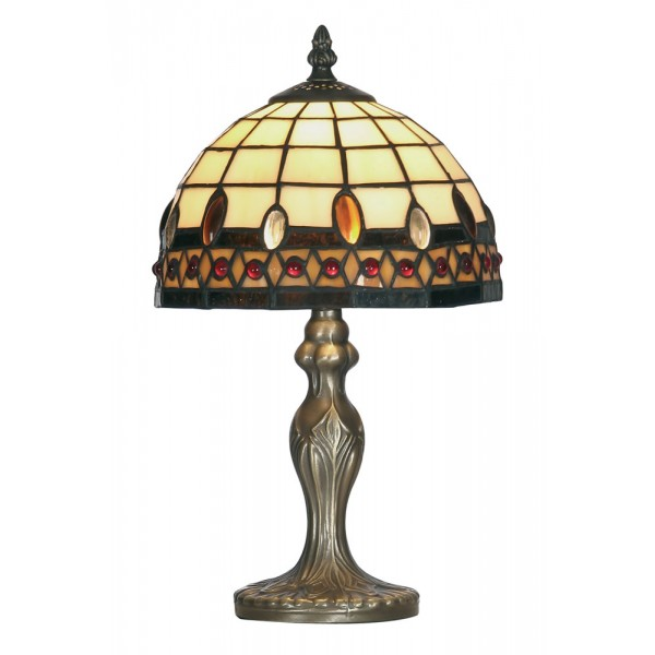 tiffany tiffany table lamps flute tiffany style table lamp small. Black Bedroom Furniture Sets. Home Design Ideas