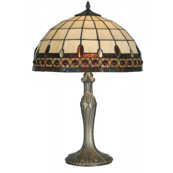 tiffany tiffany table lamps flute tiffany style table lamp large. Black Bedroom Furniture Sets. Home Design Ideas