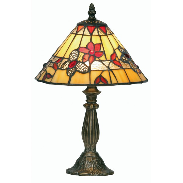 tiffany table lamps butterfly oaks tiffany style table lamp small. Black Bedroom Furniture Sets. Home Design Ideas